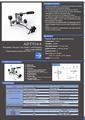 Manuál pumpy ADT916A - Pneumatické pumpy Additel řady ADT900