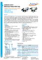 Datasheet pumpy ADT920 & 920HV - Pneumatické pumpy Additel řady ADT900